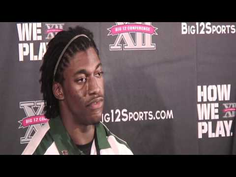 Baylor QB Robert Griffin III says he learned to love football after his ACL injury