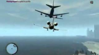 GTA IV-The Lost And Damned-How To Get A Plane Cheat Code