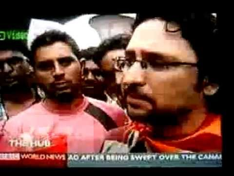 BBC: Fight for Jan Lokpal Bill