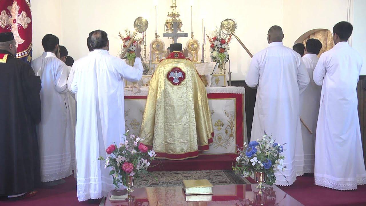 Malankara orthodox qurbana study