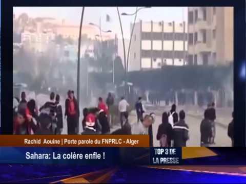 Deux morts et 35 blessés à Touggourt
