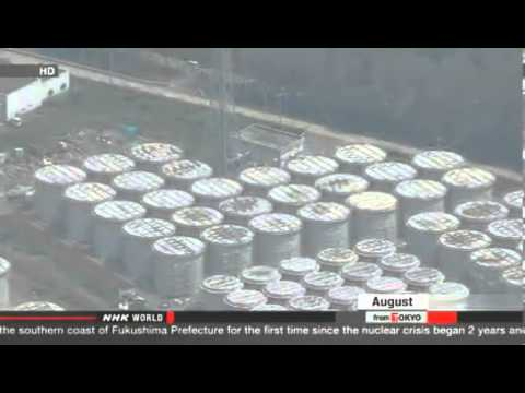 TEPCO detected 400,000 becquerels
