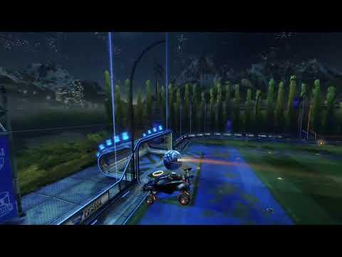 road to champ, best goals ¡Rocket League!