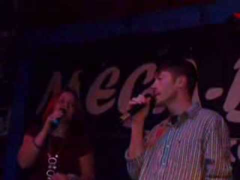 Karaoke Duets at Mega-Bites in Crossville,TN 10-3-13