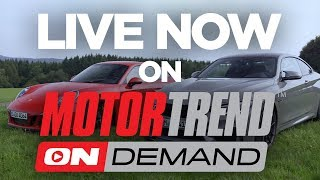 TEASER: 2018 BMW M4 CS vs. 2018 Porsche 911 GTS - Head 2 Head Ep. 95. MotorTrend.