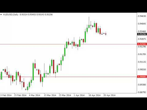 AUD/USD Technical Analysis for April 22 2014 by FXEmpire.com