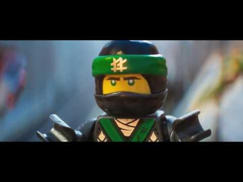 Trailer dublat în limba română Lego Ninjago Filmul (2017)