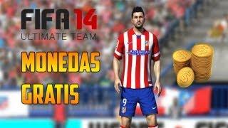 Como Conseguir Monedas GRATIS! Fifa 14 Ultimate Team