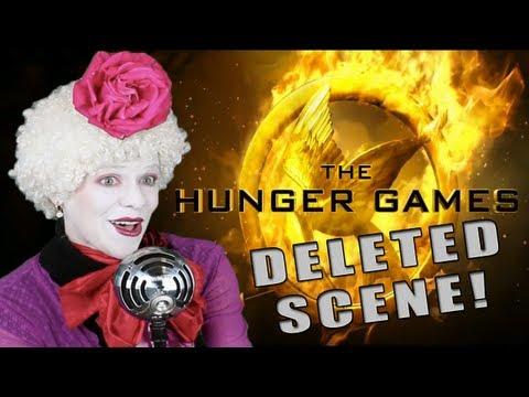 THE HUNGER GAMES - Deleted Scene!! (Parody), Subscribe: http://bit.ly/subtomg Facebook: http://facebook.com/michelleglavanfanpage/ Twitter: http://twitter.com/michelleglavan Instagram: http://instagram....