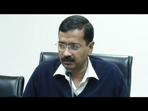 Amid anger over gang-rape, Kejriwal blames Delhi Police