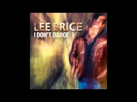 Lee Brice - I don't Dance (Lyrics)