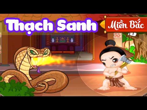Thạch Sanh Lý Thông | Truyện cổ tích Việt Nam | Ke Chuyen Co Tich