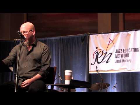 Jeff Coffin «Jazz and Inspiration» – JEN Keynote Address