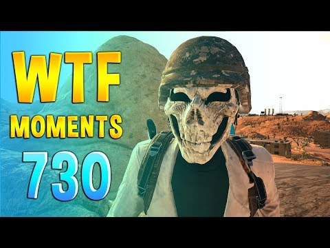 PUBG WTF Funny Daily Moments Highlights Ep 730