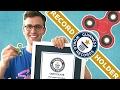 We Broke The Fidget Spinning World Record
