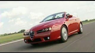 Motorter Alfa Romeo Spider 2008