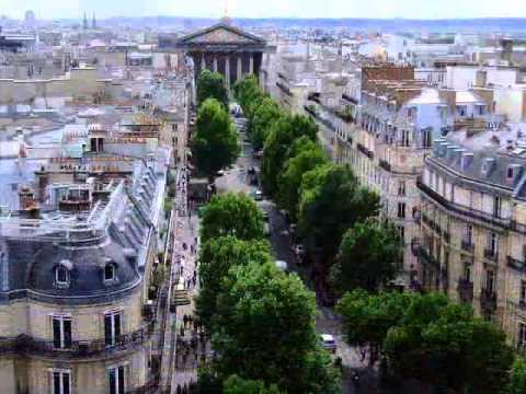 Turismo en Paris. (Monumentos, calles, museos...) Tourism in Paris.