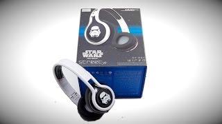 Star Wars 'Storm Trooper' Street by 50 On-Ear Headphones: Sound Test & Demo
