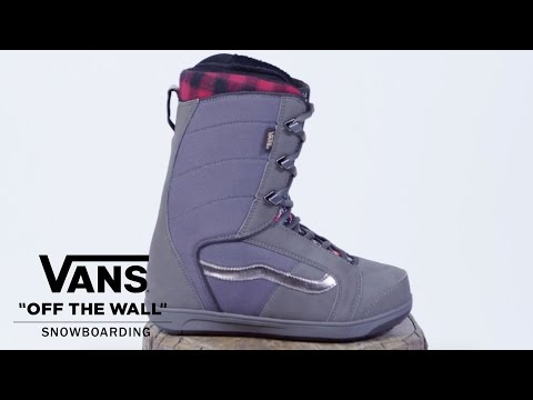 Vans Hi Standard Womens Snowboard Boots Hana - Floral 2016