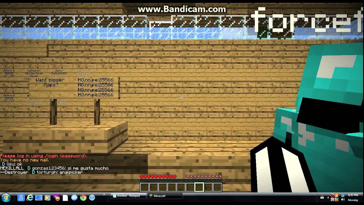 Мониторинг серверов Minecraft 1.7.9 ip, ип