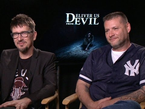 Director Scott Derrickson and Author Ralph Sarchie Talk 'Deliver Us from Evil'