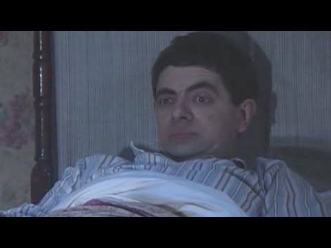 Mr. Bean #13 - Dobrú noc Mr. Bean