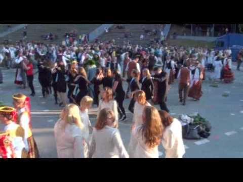 Gaudeamus  XVI. Церемония закрытия фестиваля. Часть 2.