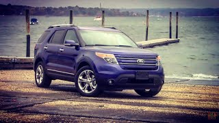 2014 Ford Explorer Test Drive And Review
