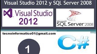 Sistema De Ventas Visual Studio SQL Server 2008 (1-16