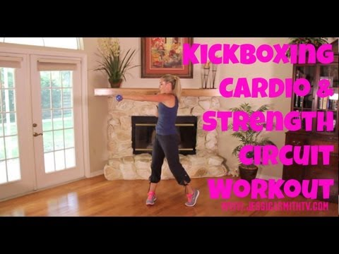 Kickboxing, Kickboxing Classes, Burn Fat, Calories: The Kickboxing Circuit Workout