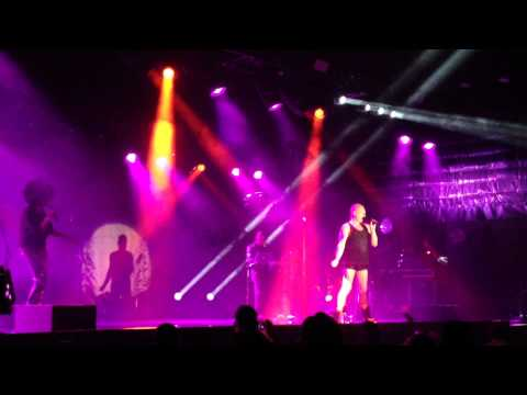 Erasure LIVE!  Love to Hate You - The Violet Flame World Tour - San Diego, CA 10-22-14