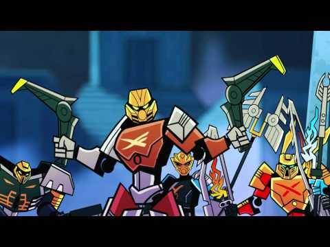 Bionicle Mini film ep. 14 - Daj si pozor na �korpi�ny