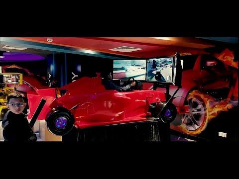 F1 Car Racing   Ultimate Fun Factory   Bashundhara   Dhaka