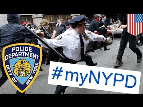 #myNYPD Twitter hashtag campaign fails gloriously with police brutality pics