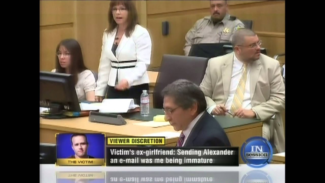 Travis Alexander Autopsy Neck Wound