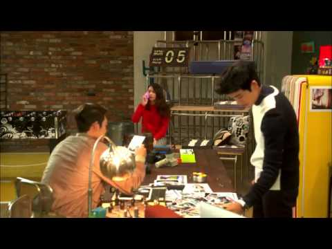 Lovey Dovey phone talk of Bona and Chanyoung
