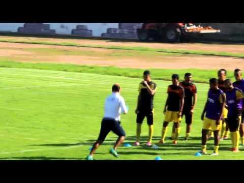 بالفيديو..رغم الهزيمة أمام الطاس تألق كبير للاعبي شباب هوارة