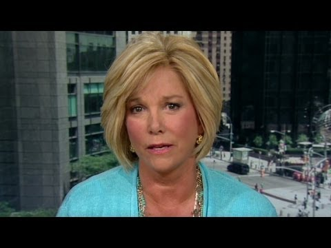 Joan Lunden speaks out about her breast cancer struggle