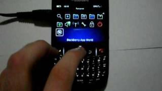 Analisis Blackberry Curve 8520
