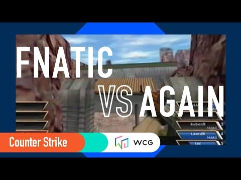 Самый зрелищный в истории финал WCG по CS 1.6