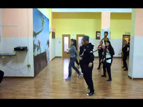 Ai Se Eu Te Pego-Michel Telo  - ballo di gruppo 2011-MODIFICATO DA ENZOBISBAL. TARANTO