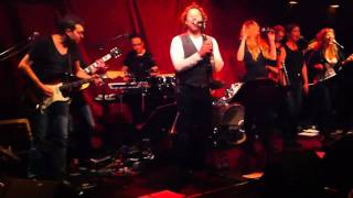 "Fleetwood mac tribute concert ""You make lovin fun"""