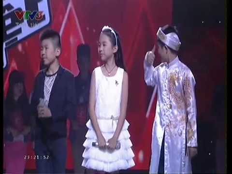 Nguyễn Quang Anh đạt giải quán quân giọng hát Việt nhí 2013