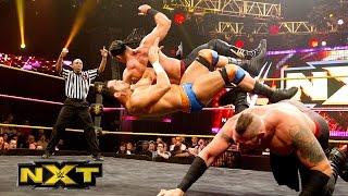 Vídeos WWE NXT: Jason Jordan y Tye Dillinger vs. The Ascension
