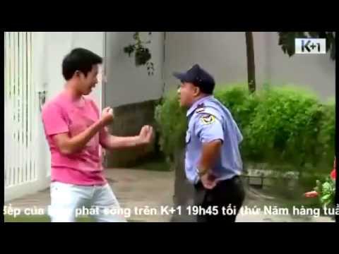 Hài Tết 2014  Dạy Võ Hiếu Hiền và Thái Hòa Bếp Của Mẹ Video369 com