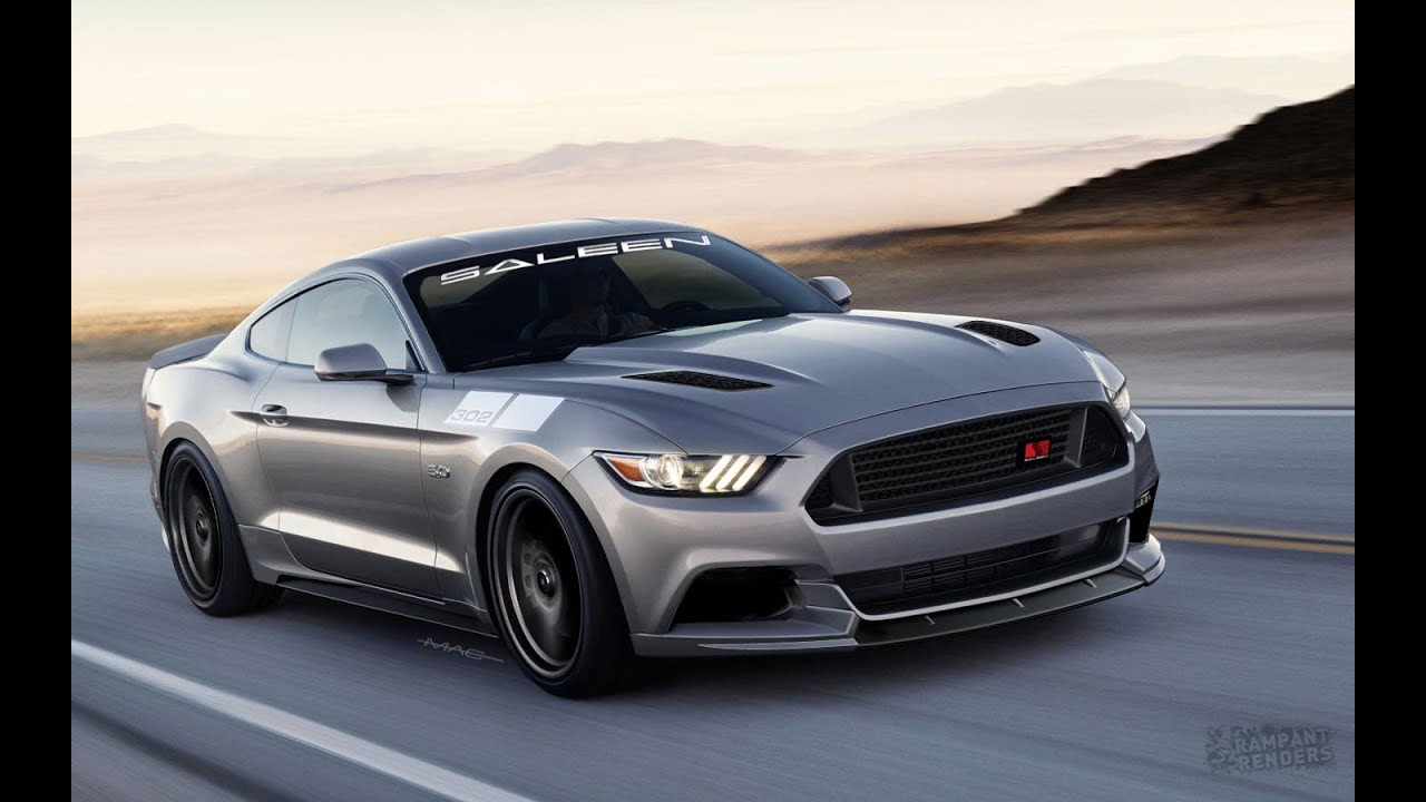 Saleen gives first look at 2015 saleen 302 mustang the saleen forums at soec org