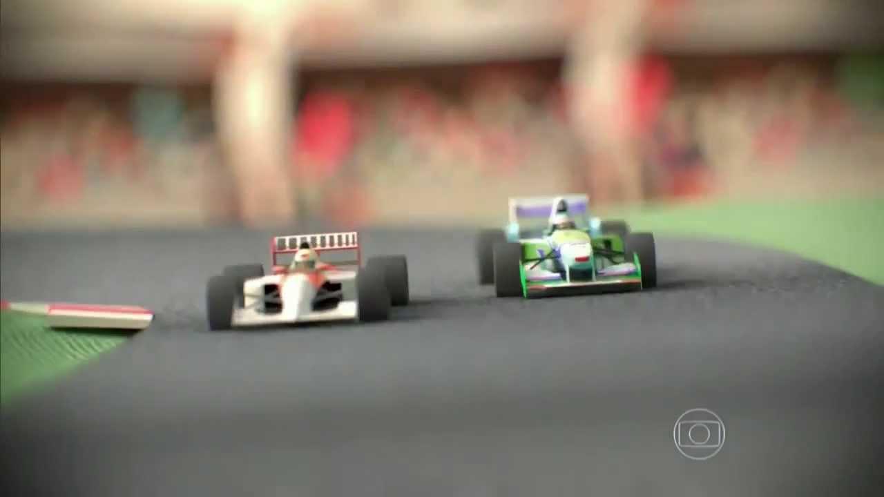 F1 2013 Brazillian GP Rede Globo Opening Theme