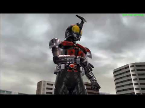 Sieu Nhan Game Play | Tất cả các Attack Tuyệt chiêu của Kamen rider