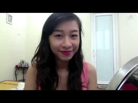 Hướng dẫn kẻ lông mày ngang - Annie Nguyen Makeup