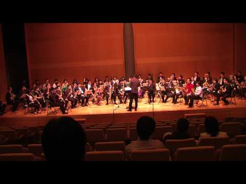 Jan van der Roost – Canterbury Chorale (version of saxophone orchestra)
